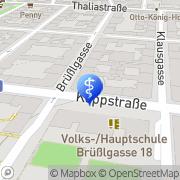 Karte Auer Klaus Dr Wien, Österreich