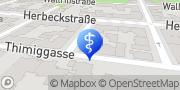 Karte EDW I Gesundheitsmanagement Stress- & Schlafcoaching Wien, Österreich
