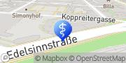 Karte Dr. Friedrich Brauner Wien, Österreich