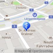 Karte Rakusan Stanislaus OA Dr. Wien, Österreich