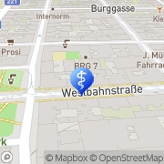 Karte Dr. Demmer Wien, Österreich