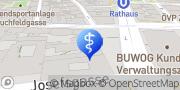 Karte Institut für Frauengesundheit Wien, Österreich