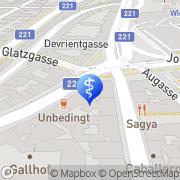 Karte Knappitsch Gabriele Dr. Wien, Österreich