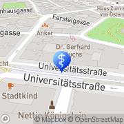 Karte Burghuber Otto Prim. Univ. Prof. Dr. Wien, Österreich
