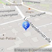 Karte Moves Gesundheits- und Ernährungsstudio Wien, Österreich