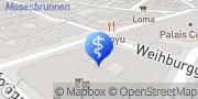 Karte Dr. med. dent. Thilo Weeger Wien, Österreich