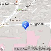 Karte SHIATSU PRAXIS LICENCE TO CHILL© Wien, Österreich