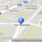 Karte Krebs Ilse Doz. Dr. Wien, Österreich