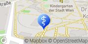Karte Diagnosezentrum Floridsdorf Wien, Österreich