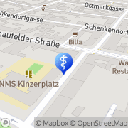 Karte Wiesinger Sonja Dr Wien, Österreich