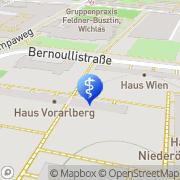 Karte Keilani Said Dr Wien, Österreich