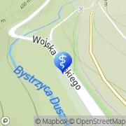 Mapa Piórkowski Krzysztof, lek. med. Polanica-Zdrój, Polska