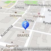 Mapa GEERS Kępno, Polska