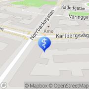 Karta Feedback Medical Consult Mb AB Stockholm, Sverige