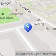 Karta Ibertrade Consulting AB Stockholm, Sverige