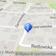 Mapa Pilaczyńska-Jodkiewicz Ewa, dr nauk med. Bydgoszcz, Polska