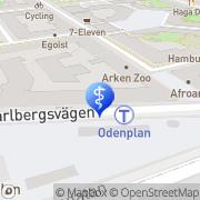 Karta Glaumann Plastikkirurgi AB Stockholm, Sverige