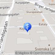 Karta Tandläkare Mikael Tuominen Stockholm, Sverige
