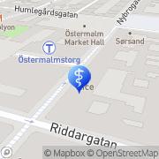 Karta Söderholm Christina Tandhygienist Stockholm, Sverige