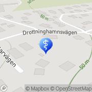 Karta Agilis - Rygg- & Ledspecialisten Nacka, Sverige