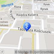Mapa GEERS Starogard Gdański, Polska