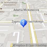Mapa Skrzat & Skrzat s.c. Toruń, Polska