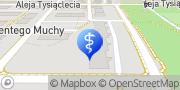 Mapa Joanna Kuś-Młotkowska, lek. stomatolog Jaworzno, Polska