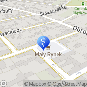 Mapa Denta Classic Sp. z o.o. Jaworzno, Polska