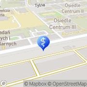 Mapa FMC Centrum Medyczne  Łódź, Polska