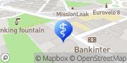 Map Audiovisión Cornellà de Llobregat, Spain