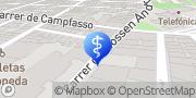 Map Centro Auditivo Oi2 Cornellà (CERRADO PERMANENTEMENTE) Cornellà de Llobregat, Spain