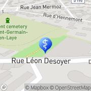 Carte de SOINS DE BEAUTÉ Saint-Germain-en-Laye, France