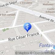 Carte de Raison Jocelyne Paris, France
