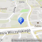 Mapa Dentestetic s.c. Olsztyn, Polska