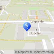 Mapa GEERS Dobry Słuch Olsztyn, Polska