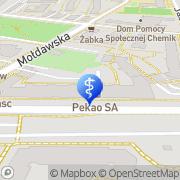 Map L'ALBA VITA Warsaw, Poland