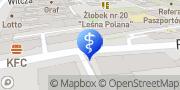 Map Kot Joanna, lek. stomatolog Warsaw, Poland