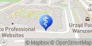 Map Centrum Medyczne DERMIQ Warsaw, Poland