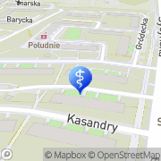Mapa Dentamedica Radom, Polska