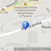 Mapa Gold-Dent Tłuszcz, Polska