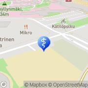Kartta Turun Silmänilo Oy Turku, Suomi