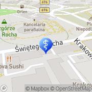 Mapa Multimedica-Lab sp.j. Białystok, Polska