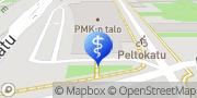 Kartta Terapia ja Työnohjaus OmaOte Tampere, Suomi