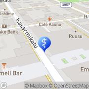 Kartta Skyttä Juha Erikoishammashoitola Bitewell Hämeenlinna, Suomi