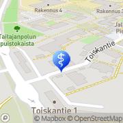 Kartta Kotipartio Kannel Oy/Elsa-Koti Helsinki, Suomi