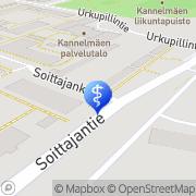 Kartta Jalomed Helsinki, Suomi