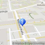 Kartta AWITAS/TYKY-palvelut Ky Helsinki, Suomi