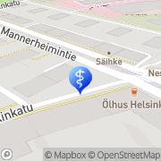 Kartta Olli Komulainen Helsinki, Suomi
