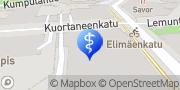 Map GE Healthcare Finland Oy Helsinki, Finland