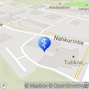 Kartta PlusTerveys - Hyrylän Hammas Tuusula, Suomi
